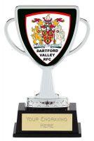 Bespoke Lion Presentation Cup Trophy Award Silver 4 3/8 Inch (11cm) : New 2020
