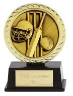 Vibe Super Mini Cricket Trophy Award 3 3/8 Inch (8.5cm) : New 2020