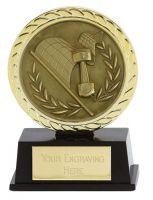 Vibe Super Mini Motorsport Trophy Award 3 3/8 Inch (8.5cm) : New 2020