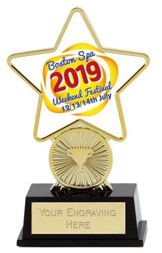 Bespoke Superstar Mini Gold 4.25 Inch (10.5cm) : New 2020