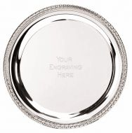 8 Gauge Salver 6 Inch 6 Inch (15cm) Diameter : New 2020