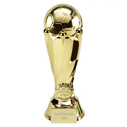 Tower Football Gold 10.75 Inch (27cm) - New 2019