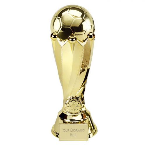 Tower Football Gold 12.25 Inch (31cm) - New 2019