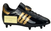 Tower Football Trophy Award Boot Black/Gold 9 Inch (23cm) : New 2020