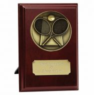 Vision Tennis Trophy Award Presentation Plaque Trophy Award 4 Inch (10cm) : New 2020