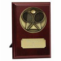 Vision Tennis Trophy Award Presentation Plaque Trophy Award 4 Inch (10cm) : New 2020