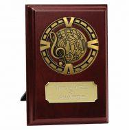 Varsity Music Trophy Award Presentation Plaque Trophy Award 5 Inch (12.5cm) : New 2020
