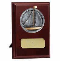 Peak Sailing Trophy Award Presentation Plaque Trophy Award 5 Inch (12.5cm) : New 2020
