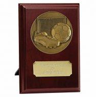 Football Trophy Award Presentation Plaque Trophy Award 7 inch (17.5cm) : New 2020