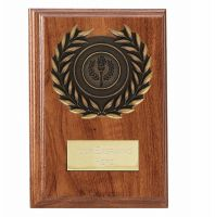 Wessex Walnut Plaque 6 Inch (15cm) - New 2019
