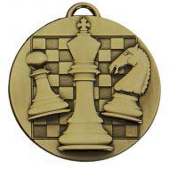 TARGET Chess Medal Bronze 50mm