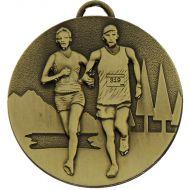 TARGET Cross Country Medal Bronze 50mm