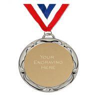 Target60 Tudor Rose Medal with : 60mm : New 2015